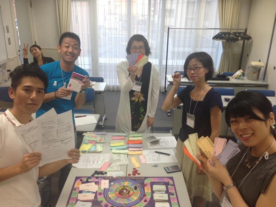 キャッシュフローゲーム 大阪 2017年09月03日