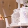 披露宴のケーキ入刀