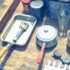 レトロなキッチン道具